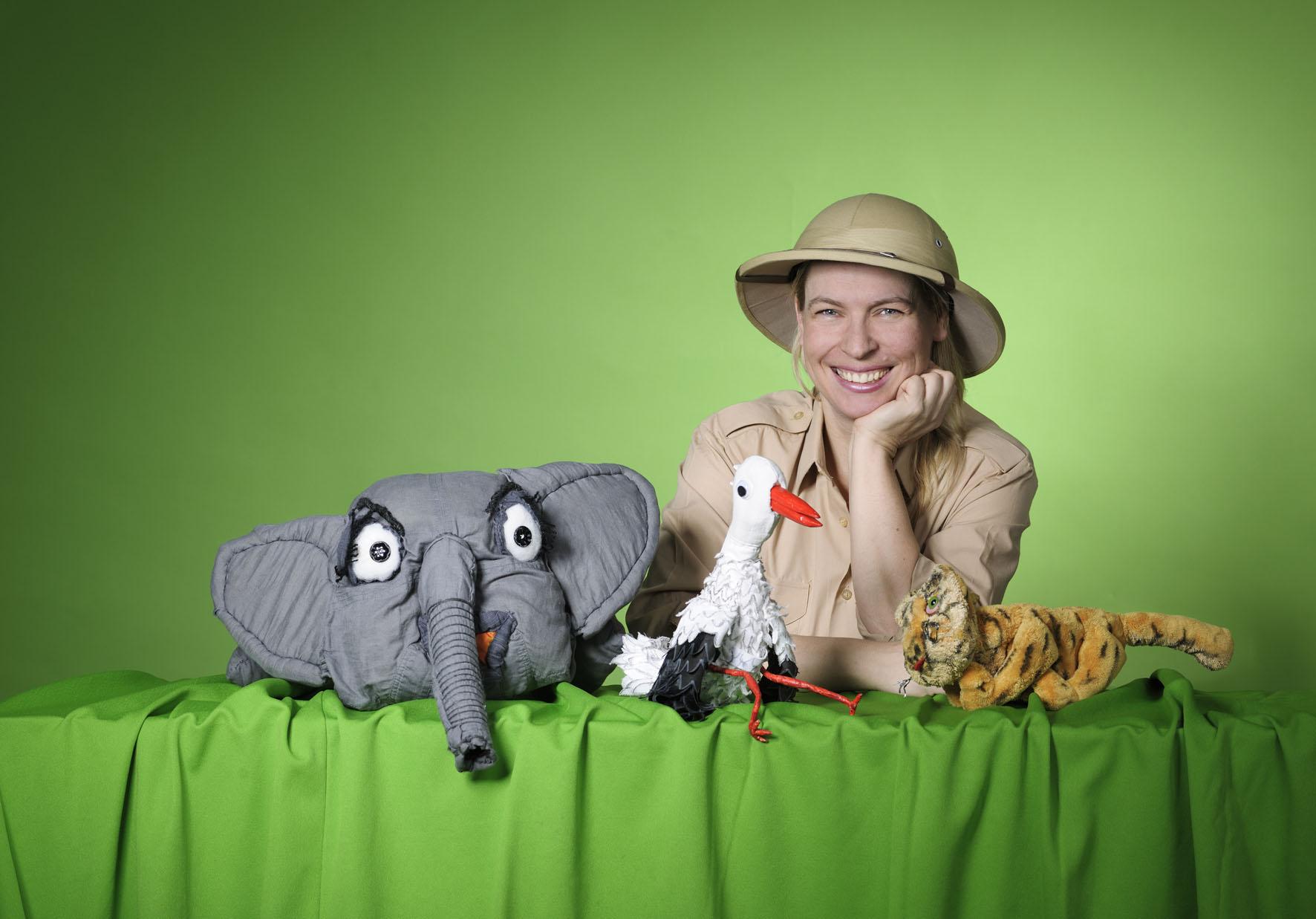 Tijo Kinderbuch - Tina Birgitta Lauffer Terminkalender