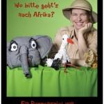 Klappers Reise oder Wo bitte geht's nach Afrika?