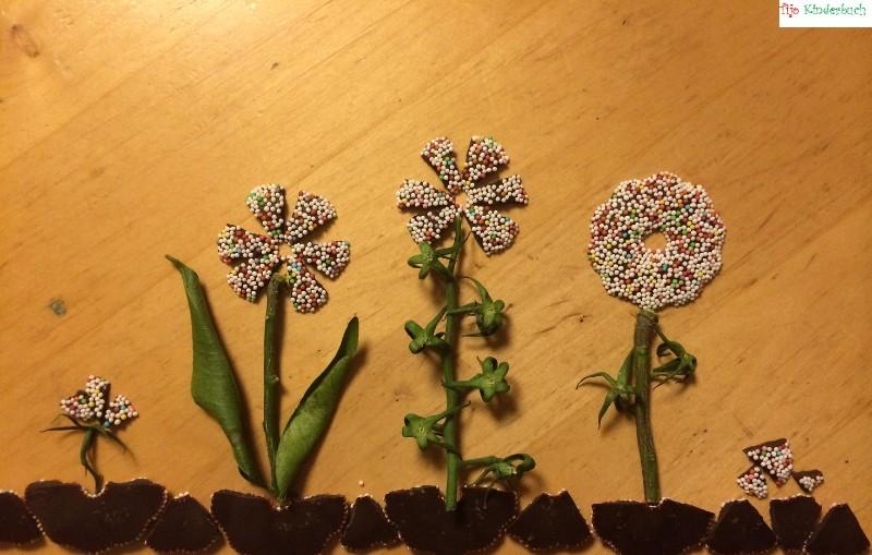 Streuselblumen