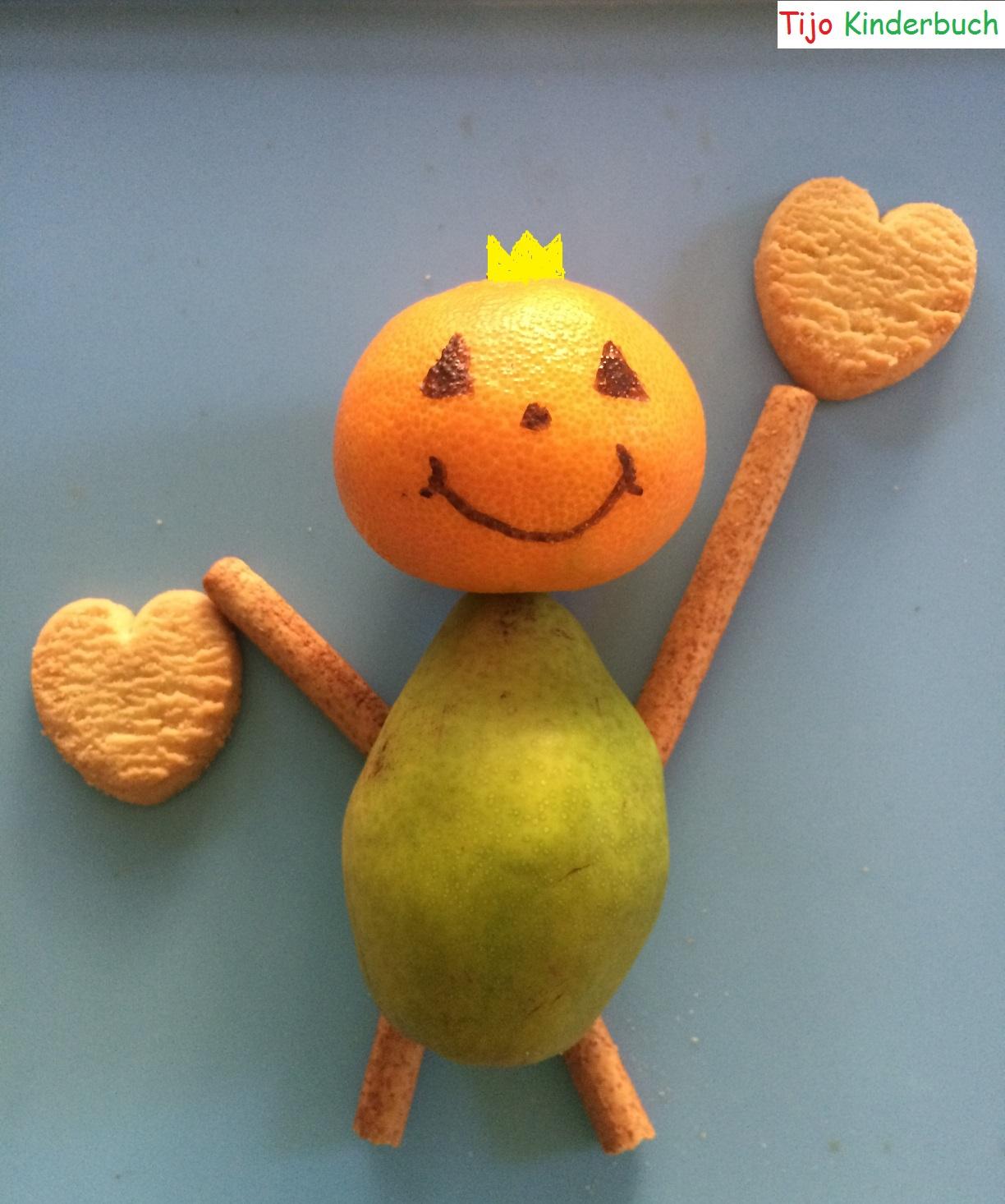 Apfelsinenmännchen
