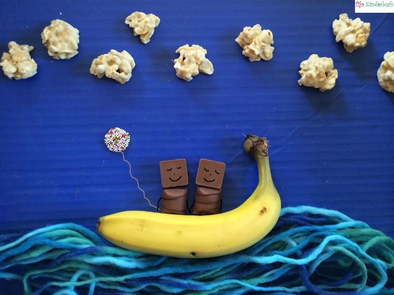 Bananenboot, foodart