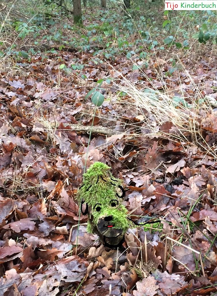 Baumhund, tree dog