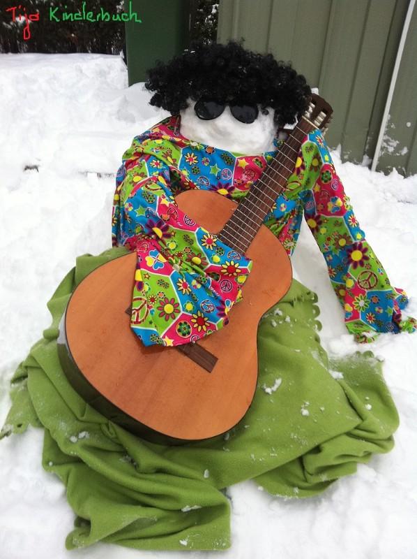 music snowman