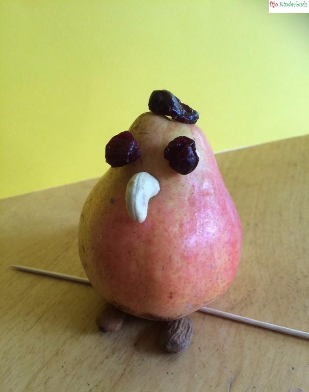 Birnenvogel, fruitart