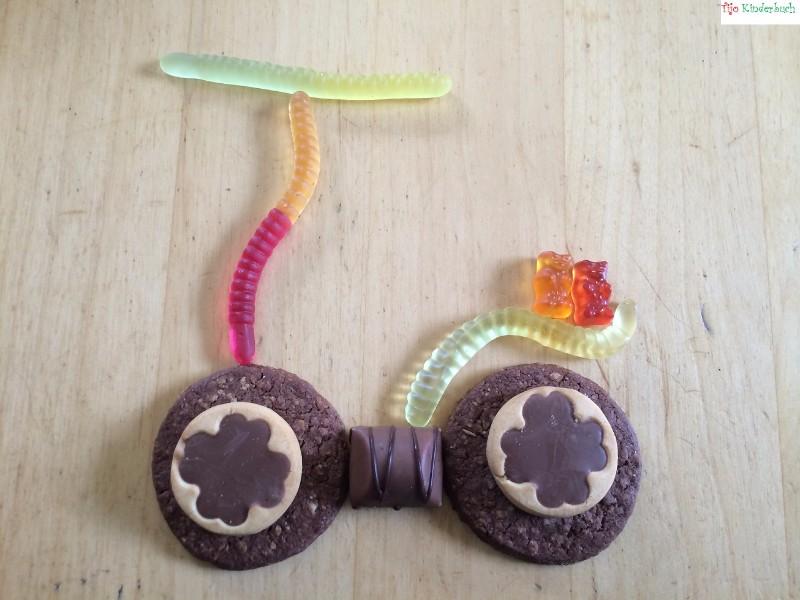 Gummibärchen Roller