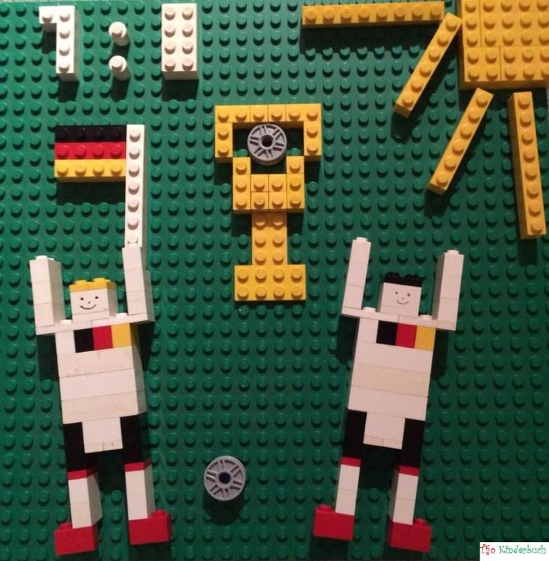 Fußballweltmeister Lego