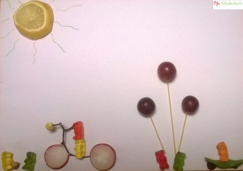 Gummibärchen sport