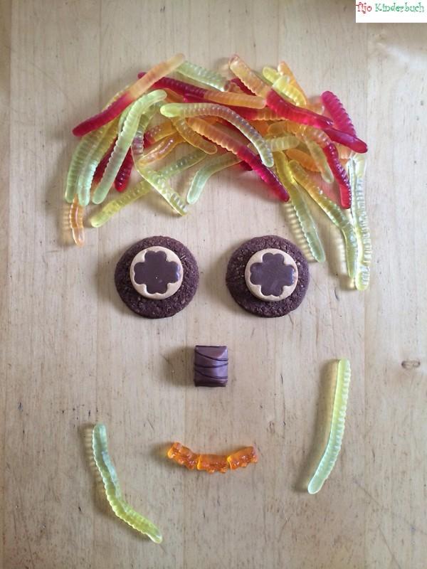 Gummischlangenface