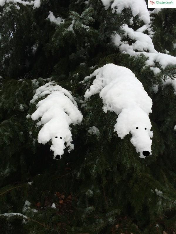 Schneehunde, snowdogs