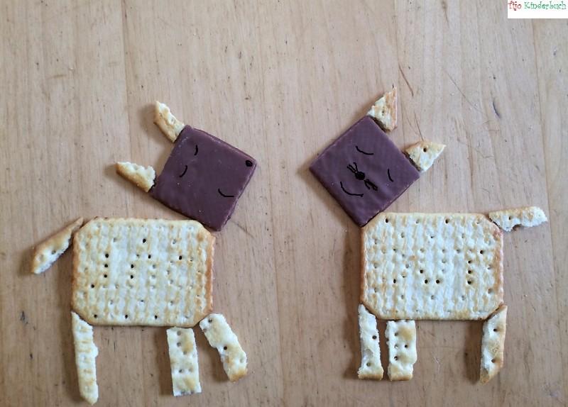 Hund und Katze Keks