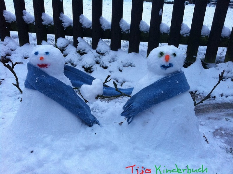 lovely snowmen