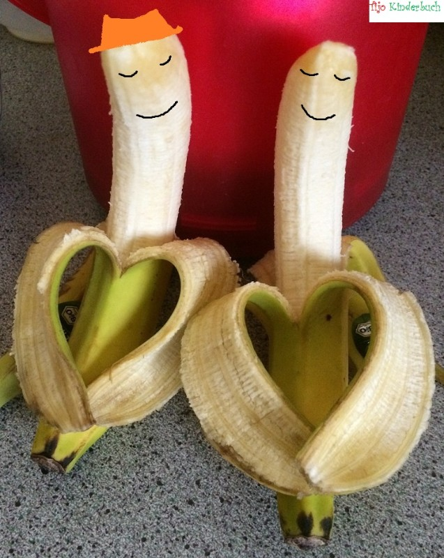 Mr. und Mrs. Banana, foodart