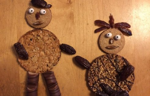 Cookie couple