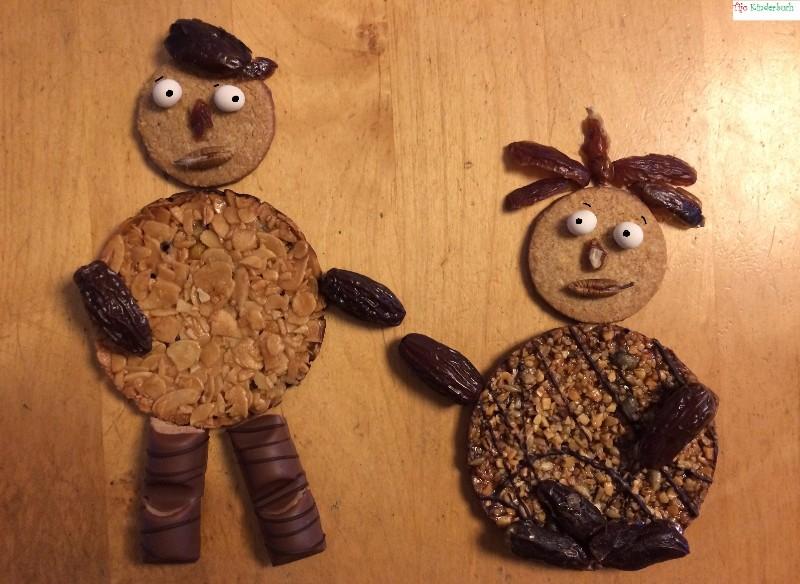 Cookie couple