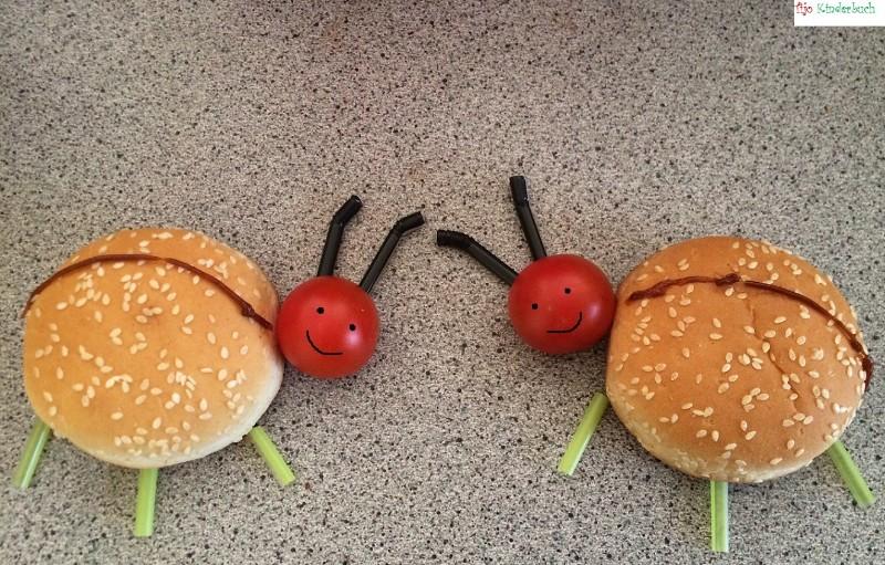 süße Käfer, kidsfood
