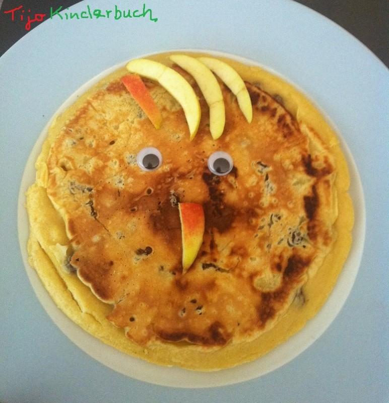 Pfannkuchen angry bird