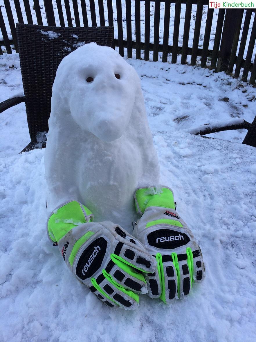 Schneemaulwurf, Snowmule