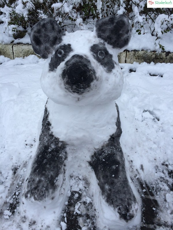 Schneepanda, snowpanda