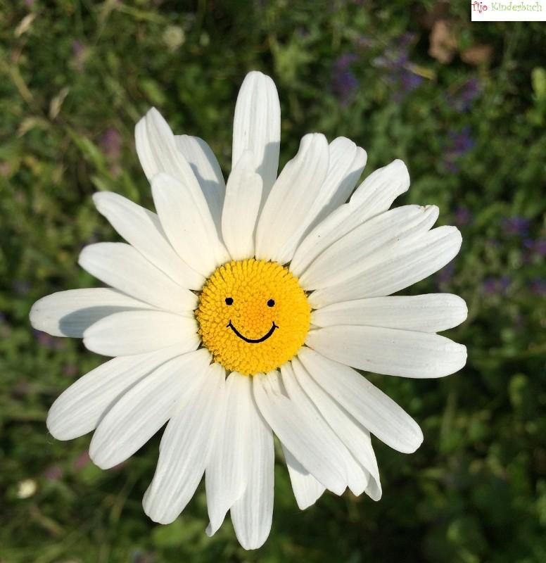 Blumenlächeln