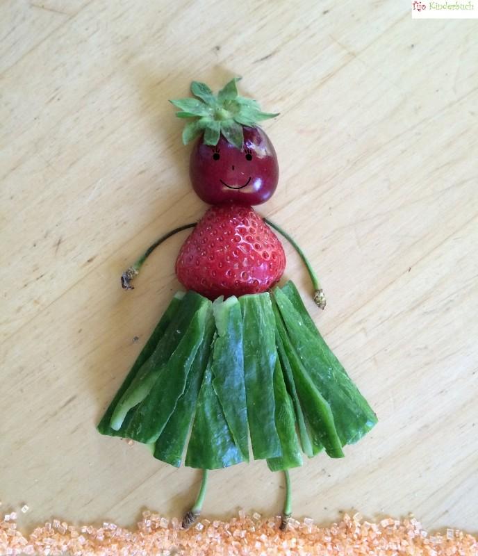 hula girl, fuitart