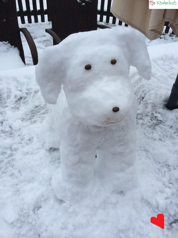 Schneehund, snowdog