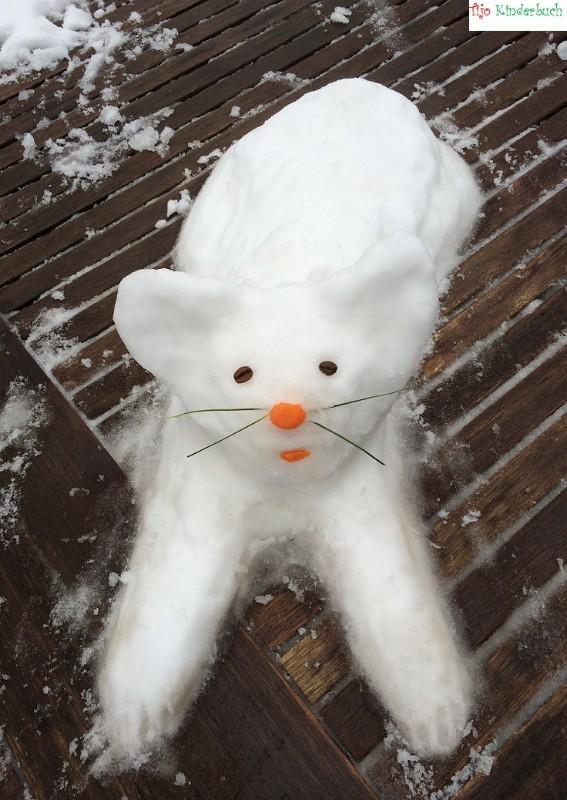Snowcat, Schneekatze