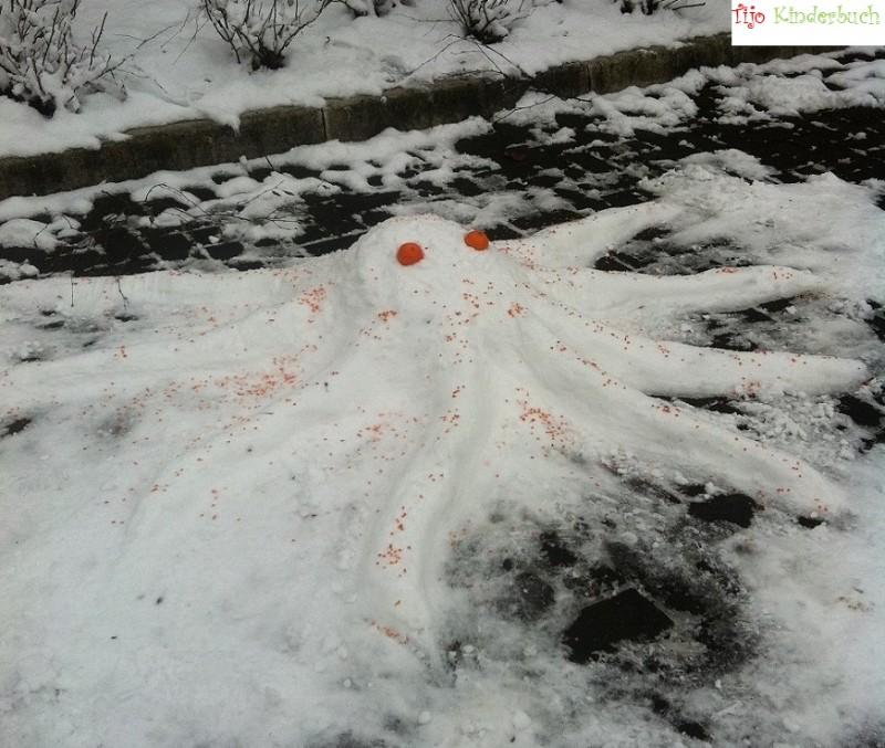 Schneekrake