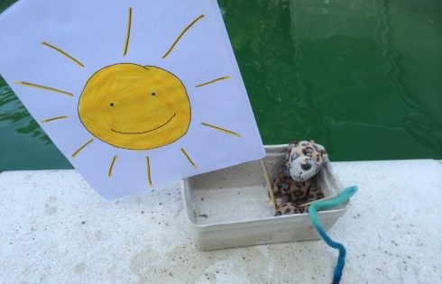 Sonnenboot