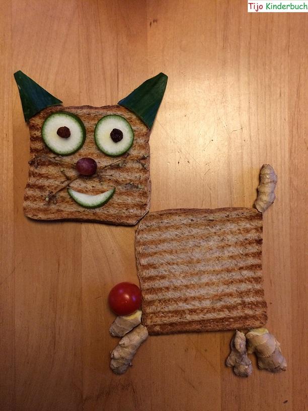 Toastkatze_foodart