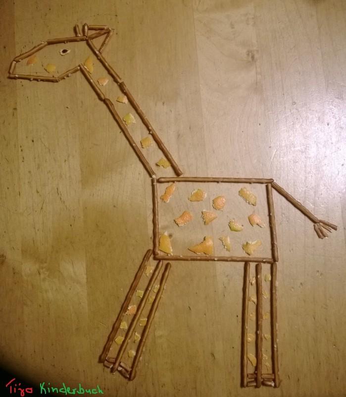 Salzstangengiraffe