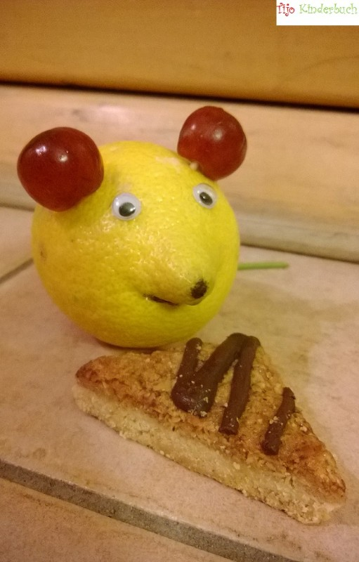 Lemon mouse, Zitronenmaus