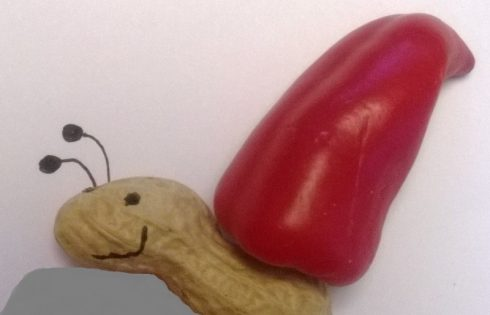Paprika Schnecke