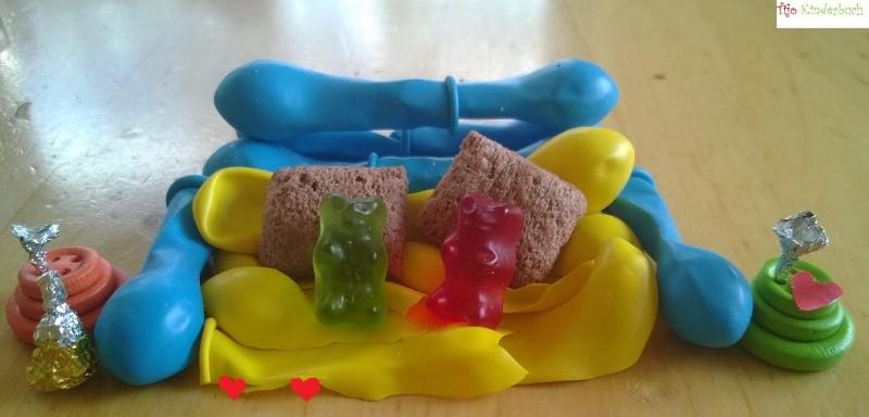 Gummi Bärchencouch