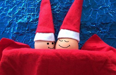 Weihnachtseier