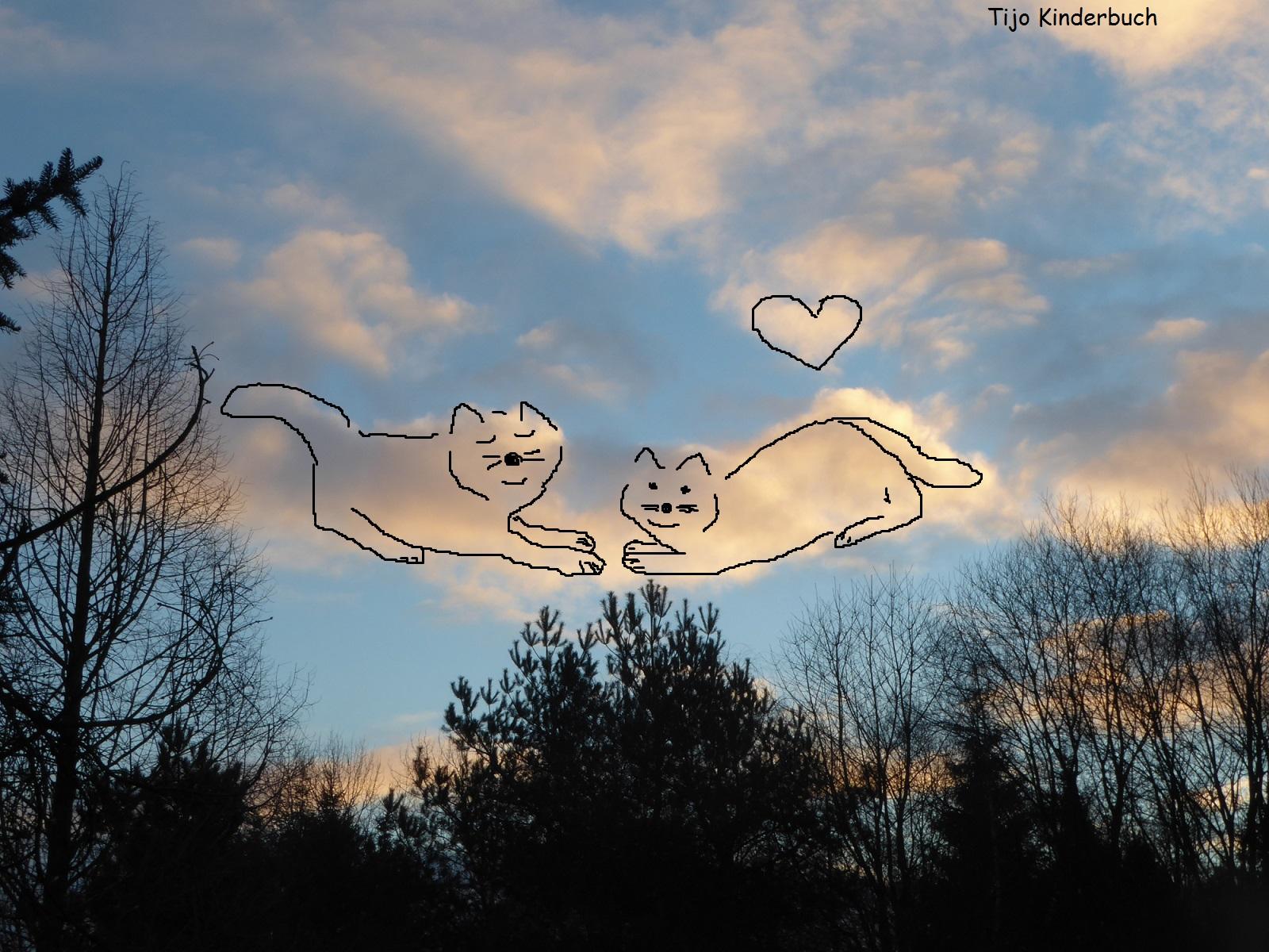 Wolkenkatzen