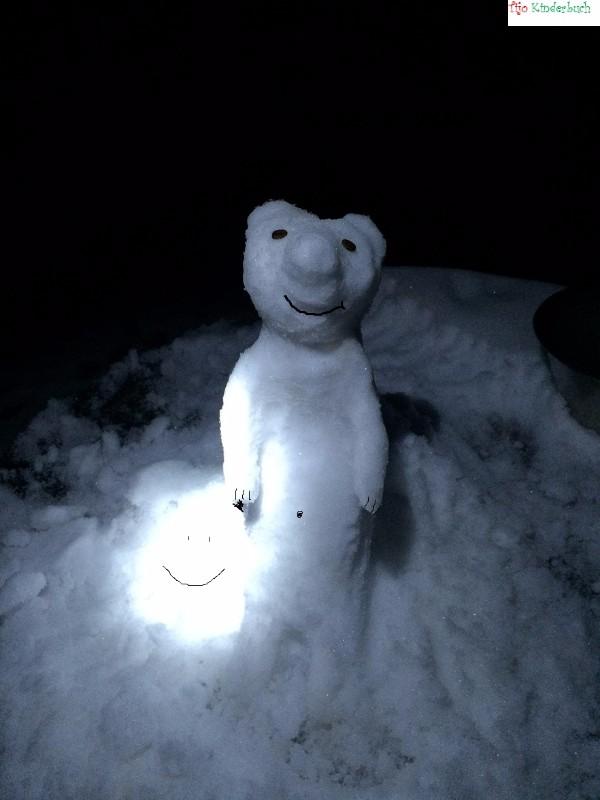 Schneewiesel