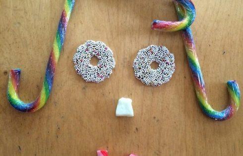 Zuckerstangen