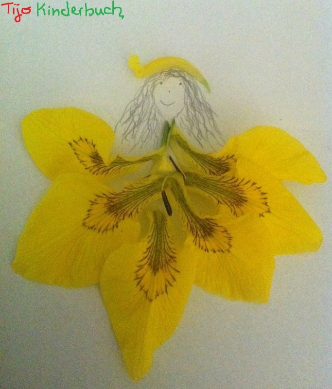 Blumenfee, flowerfairy