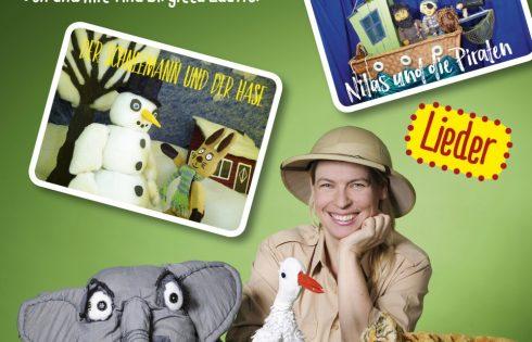 Cover Tina Birgitta Lauffer - Puppenspiele