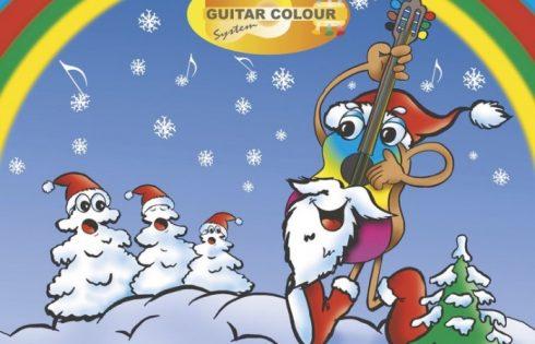 Gitarrennoten Weihnachten