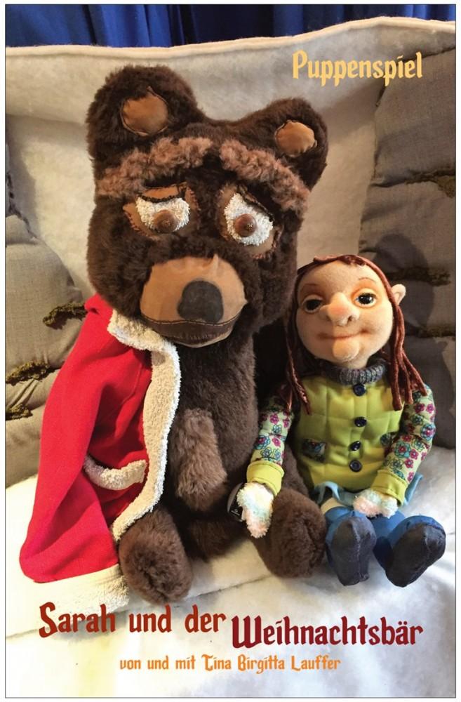 Sarah und der Weihnachtsbär
