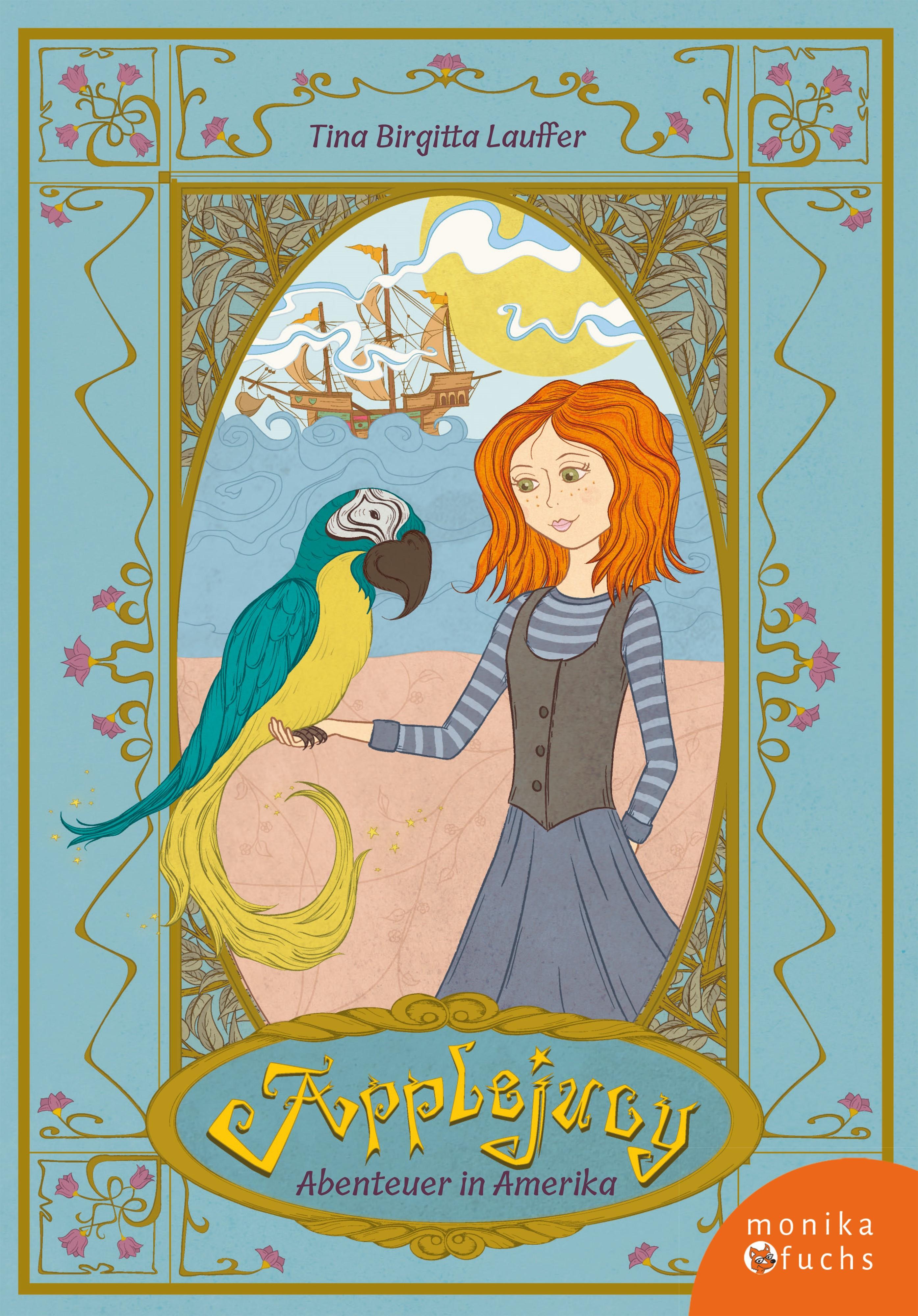 Tijo Kinderbuch & Kindertheater - Tina Birgitta Lauffer - Applejucy