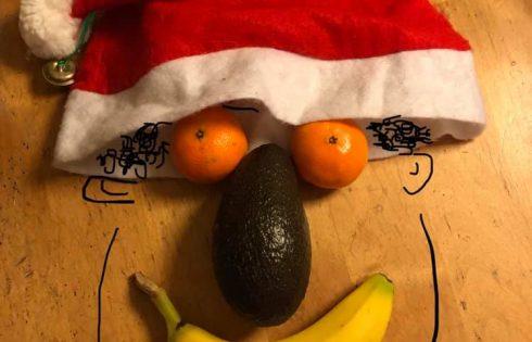 fruchtiger Nikolaus