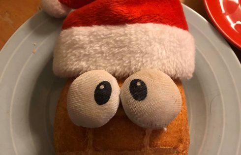 Weihnachtsbrötchen
