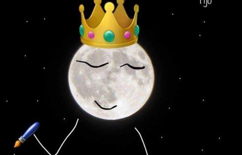 malender Mond